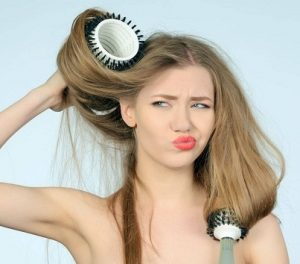 care for thin hair